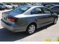 Volkswagen Jetta S Platinum Gray Metallic photo #9