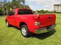 Toyota Tundra SR5 Regular Cab Radiant Red photo #5