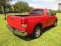 Toyota Tundra SR5 Regular Cab Radiant Red photo #9