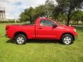 Toyota Tundra SR5 Regular Cab Radiant Red photo #11