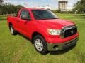 Toyota Tundra SR5 Regular Cab Radiant Red photo #13