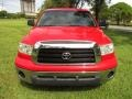 Toyota Tundra SR5 Regular Cab Radiant Red photo #15