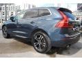 Volvo XC60 T5 AWD Momentum Denim Blue Metallic photo #7