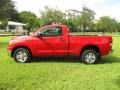 Toyota Tundra SR5 Regular Cab Radiant Red photo #45