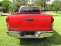 Toyota Tundra SR5 Regular Cab Radiant Red photo #56