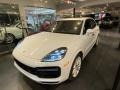 Porsche Cayenne Turbo Carrara White Metallic photo #18