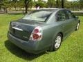 Nissan Altima 2.5 S Mystic Emerald Green photo #9