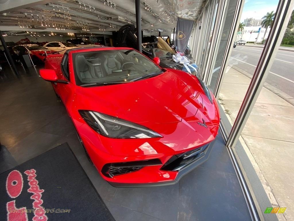 2020 Corvette Stingray Coupe - Torch Red / Jet Black photo #1