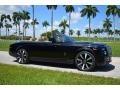 Rolls-Royce Phantom Mansory Drophead Coupe Diamond Black photo #3