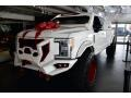 Ford F250 Super Duty Platinum Crew Cab 4x4 White Platinum photo #2