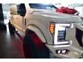 Ford F250 Super Duty Platinum Crew Cab 4x4 White Platinum photo #3