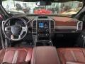 Ford F250 Super Duty Platinum Crew Cab 4x4 White Platinum photo #10