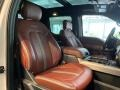 Ford F250 Super Duty Platinum Crew Cab 4x4 White Platinum photo #11