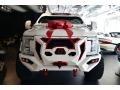 Ford F250 Super Duty Platinum Crew Cab 4x4 White Platinum photo #21
