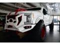 Ford F250 Super Duty Platinum Crew Cab 4x4 White Platinum photo #22