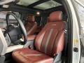 Ford F250 Super Duty Platinum Crew Cab 4x4 White Platinum photo #37