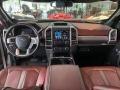 Ford F250 Super Duty Platinum Crew Cab 4x4 White Platinum photo #38