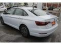 Volkswagen Jetta SEL White Silver Metallic photo #6