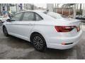 Volkswagen Jetta SEL White Silver Metallic photo #7