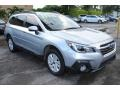 Subaru Outback 2.5i Premium Ice Silver Metallic photo #2