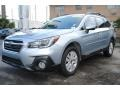 Subaru Outback 2.5i Premium Ice Silver Metallic photo #5