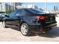 Volkswagen Jetta SEL Black photo #7
