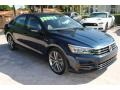 Volkswagen Passat R-Line Tourmaline Blue Metallic photo #2