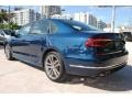 Volkswagen Passat R-Line Tourmaline Blue Metallic photo #7
