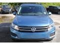 Volkswagen Tiguan S Pacific Blue Metallic photo #3
