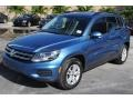 Volkswagen Tiguan S Pacific Blue Metallic photo #4