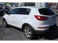 Kia Sportage LX Clear White photo #6