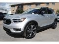 Volvo XC40 T5 R-Design AWD Bright Silver Metallic photo #5