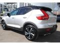 Volvo XC40 T5 R-Design AWD Bright Silver Metallic photo #7