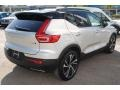 Volvo XC40 T5 R-Design AWD Bright Silver Metallic photo #9