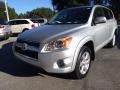 Toyota RAV4 Limited 4WD Classic Silver Metallic photo #7