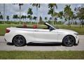 BMW 2 Series M240i Convertible Mineral White Metallic photo #3