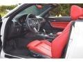 BMW 2 Series M240i Convertible Mineral White Metallic photo #48