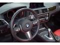 BMW 2 Series M240i Convertible Mineral White Metallic photo #51