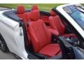 BMW 2 Series M240i Convertible Mineral White Metallic photo #56