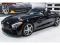 Mercedes-Benz AMG GT Roadster Black photo #4