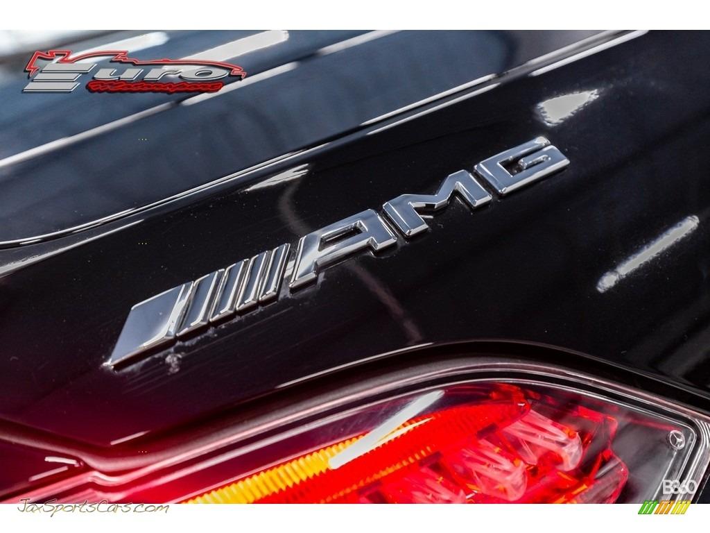 2019 AMG GT Roadster - Black / Black photo #18