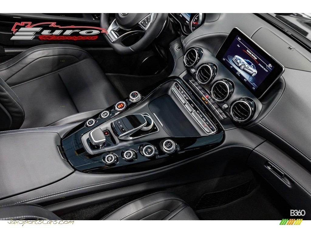 2019 AMG GT Roadster - Black / Black photo #32