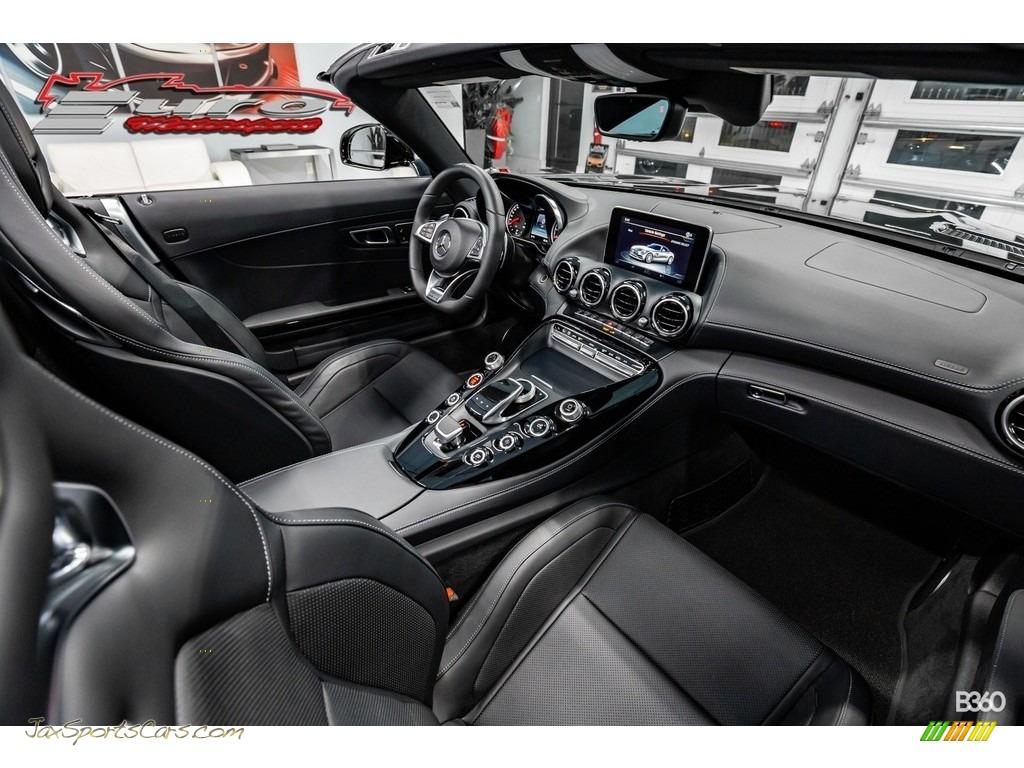 2019 AMG GT Roadster - Black / Black photo #33