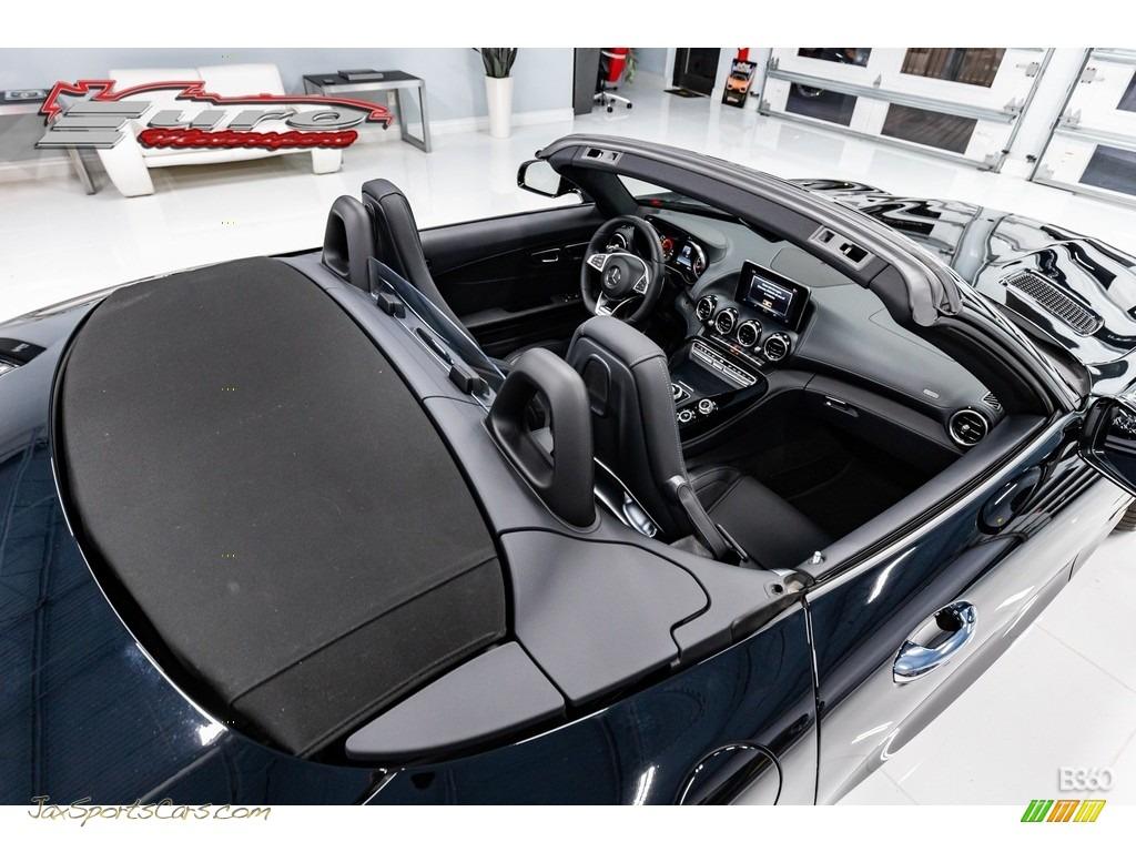 2019 AMG GT Roadster - Black / Black photo #35