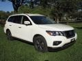 Nissan Pathfinder SL 4x4 Pearl White Tricoat photo #14