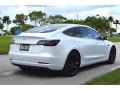 Tesla Model 3 Long Range Pearl White Multi-Coat photo #3