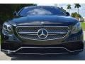 Mercedes-Benz S 65 AMG Coupe Obsidian Black Metallic photo #23