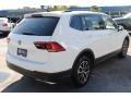 Volkswagen Tiguan SE Pure White photo #6