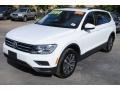 Volkswagen Tiguan SE Pure White photo #4