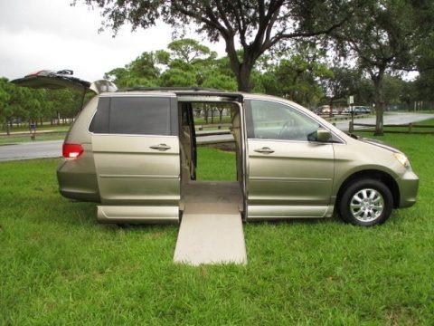 Mocha Metallic 2008 Honda Odyssey EX-L